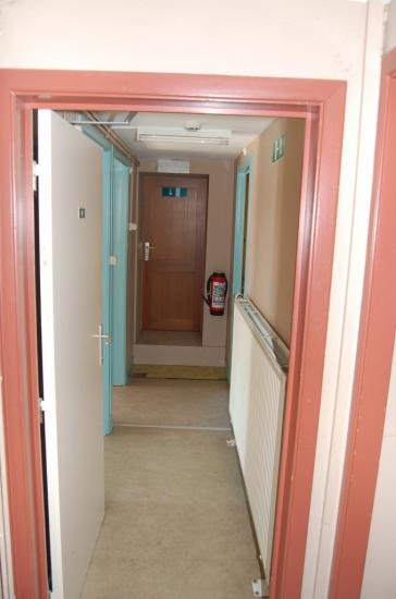 Le couloir 1 er étage droit