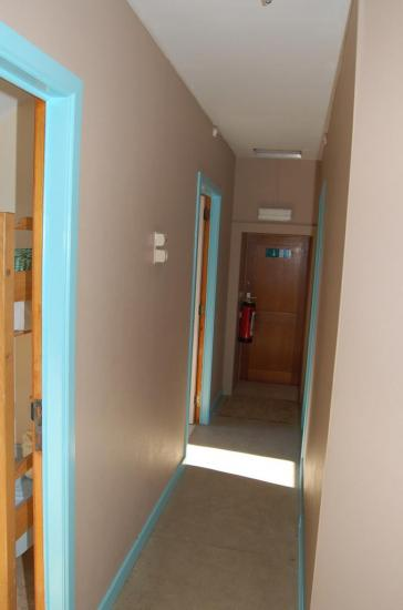 Couloir deuxième étage