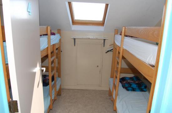 Chambre de 4 personnes 2ème étage